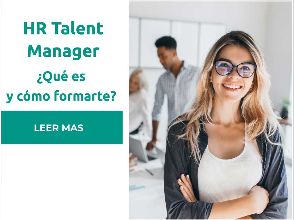 que es ser hr talent manager