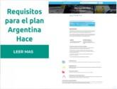 requisitos argentina hace