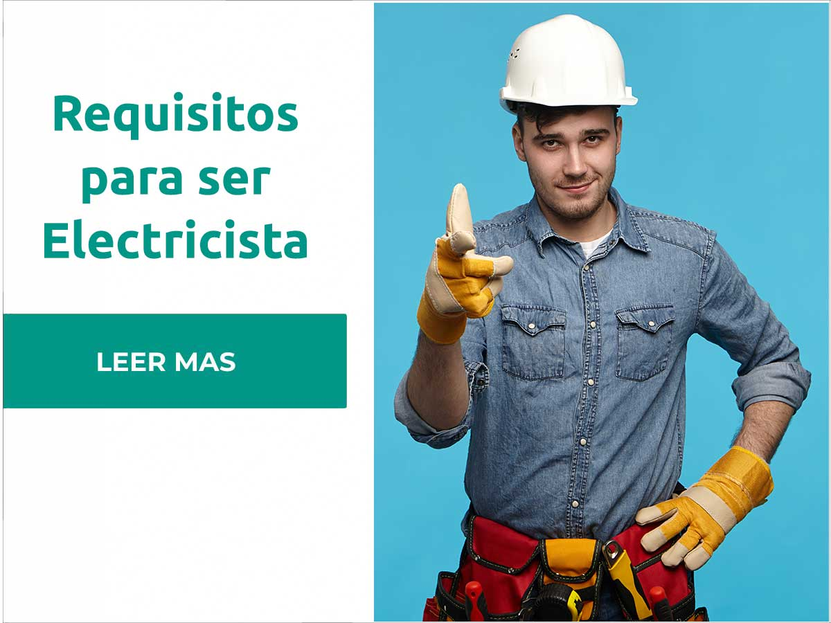 Requisitos para ser electricista en España