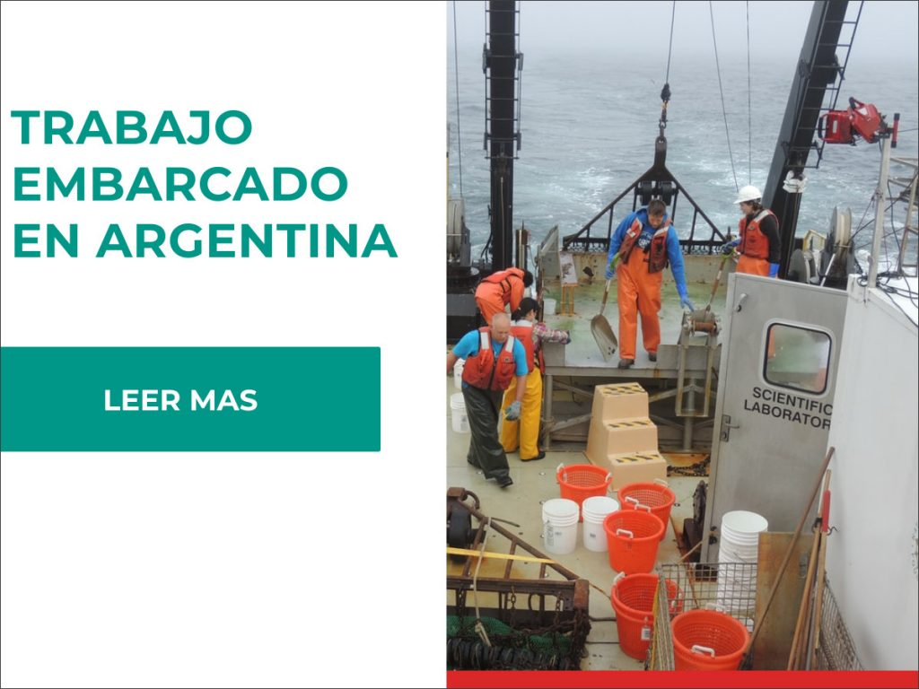 requisitos para embarcarse en argentina