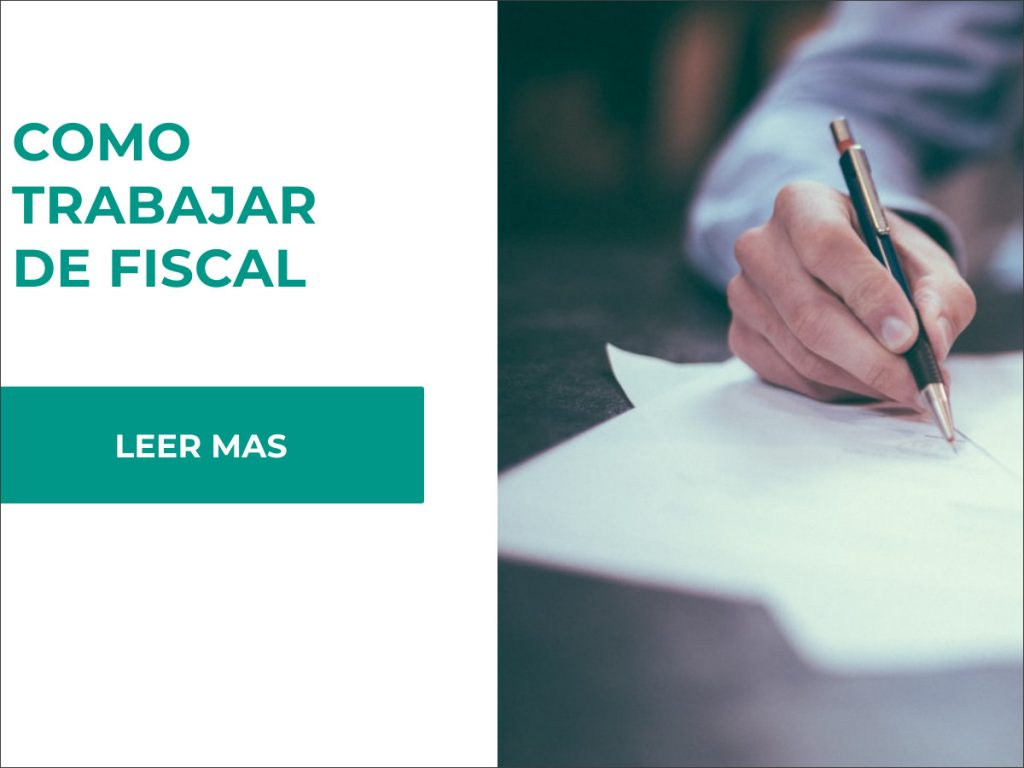 requisitos para ser fiscal publico en argentina