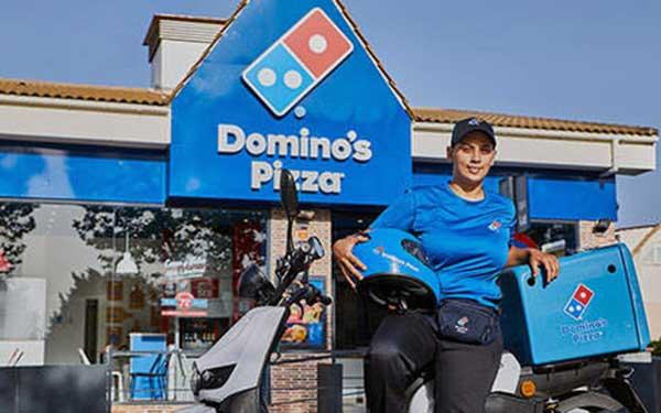 Dominos Pizza Ser repartidor