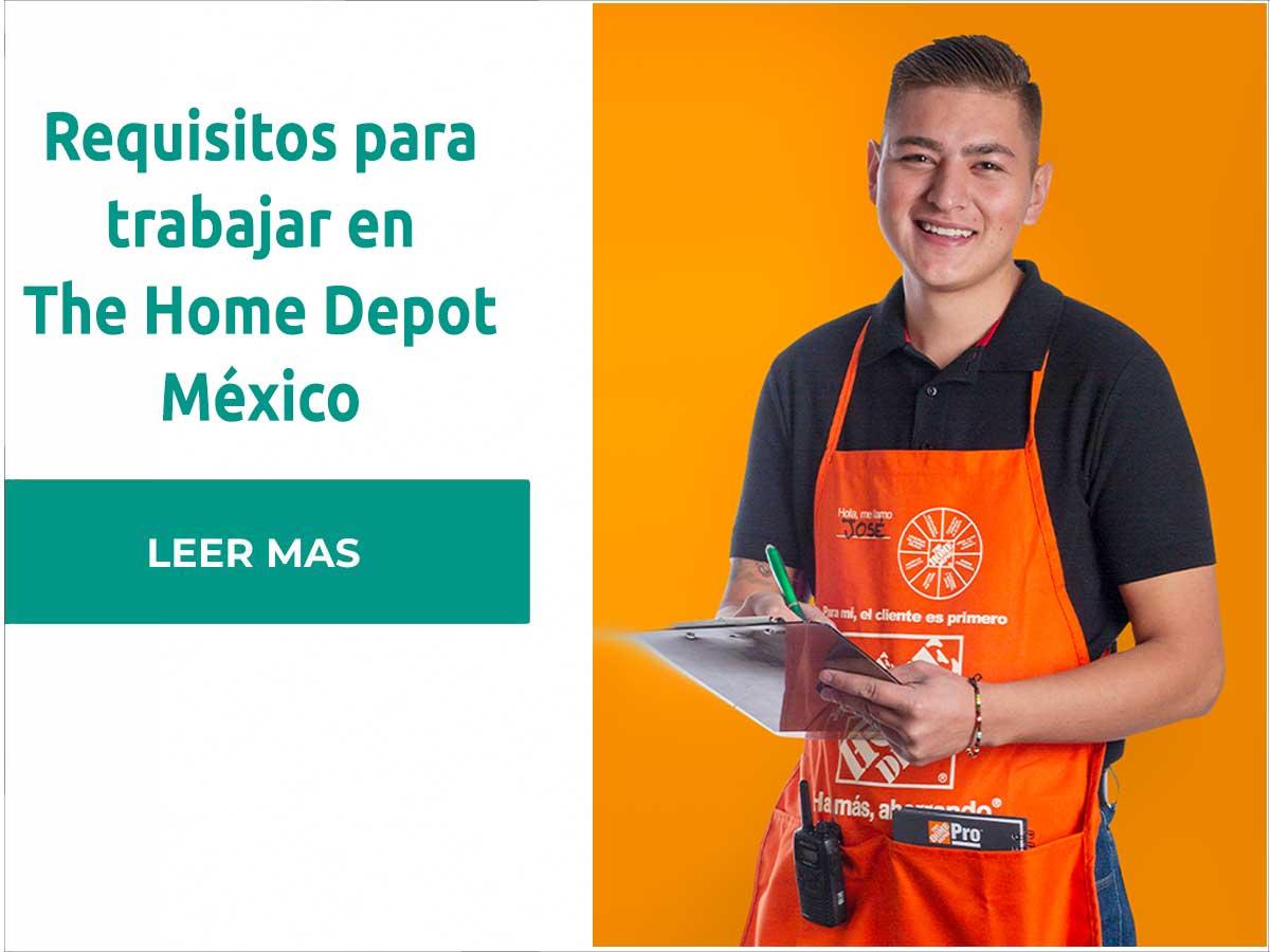 Requisitos para trabajar en The Home Depot