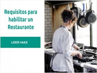 Requisitos para Habilitar un Restaurante