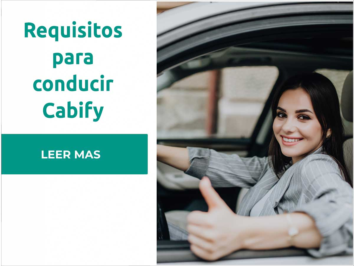 Requisitos para trabajar en Cabify