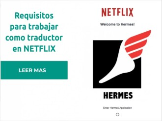 Netflix busca traductores para trabajar desde casa