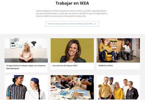 Registrarse en IKEA