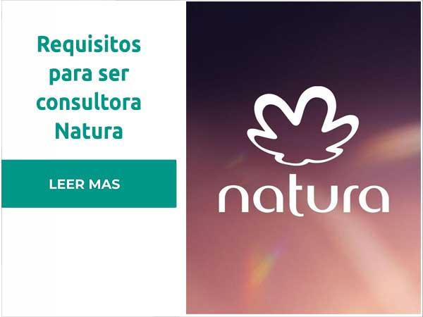 Requisitos para ser consultora Natura