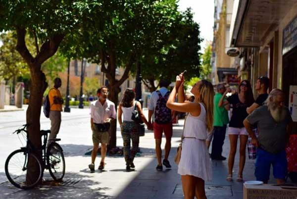 Trabajos relacionados al turismo