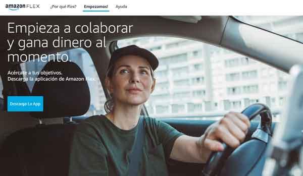 Cómo ser repartidor independiente de Amazon