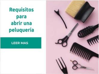 Requisitos para abrir una peluquería