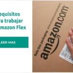 requisitos amazon flex