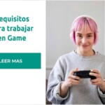 requisitos trabajar game