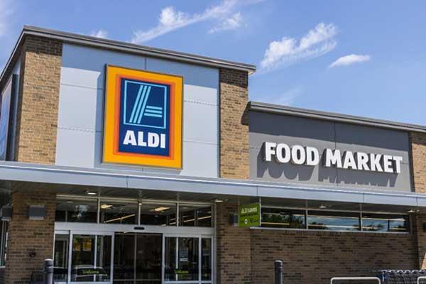 Supermercados Aldi en Estados Unidos