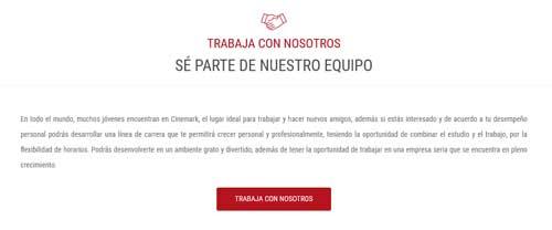 Enviar Cv a Cinemark Panamá