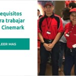 requisitos trabajar cinemark