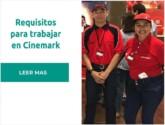 Requisitos para trabajar en Cinemark